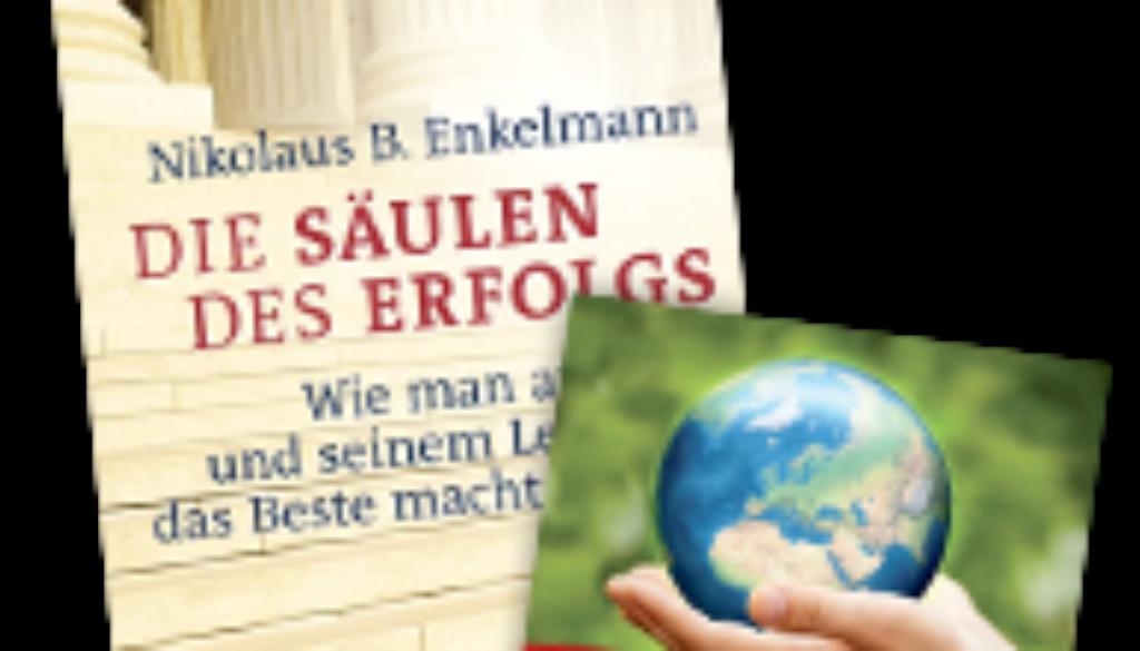 Sonderangebot: Buch: Die Säulen des Erfolgs + CD: Durch Tiefenentspannung zum Urvertrauen-131