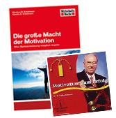 Sonderangebot Buch + CD: Die große Macht der Motivation + Bonus-CD Motivation zum Erfolg -- Portofrei ---118