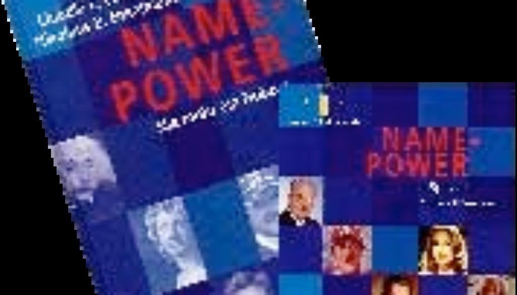 Erfolgspaket: Name Power Buch und CD-37