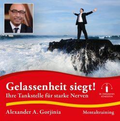 CD-Cover Alexander A. Gorjinia Gelassenheit siegt