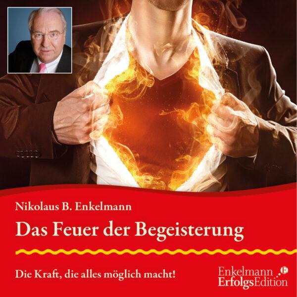 Bild CD-Cover Das Feuer der Begeisterung