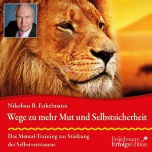 Bild CD-Cover Wege zu mehr Mut und Selbstsicherheit