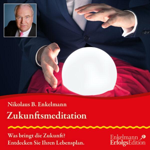 Bild CD-Cover Zukunftsmeditation