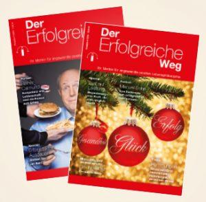 """Magazin: Das Magazin """"DER ERFOLGREICHE WEG"""" / Auslandsabonnement-361"""