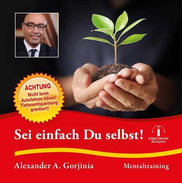CD-Cover Gorjinia Sei einfach du selbst