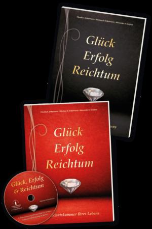 Glücks- und Erfolgs-Tagebuch inkl. CD