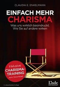 Buchcover Einfach mehr Charisma