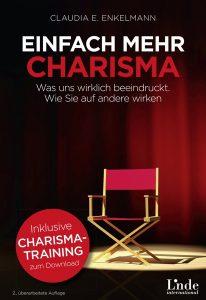Buch Claudia Enkelmann Einfach mehr Charisma