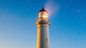 Bild Leuchtturm