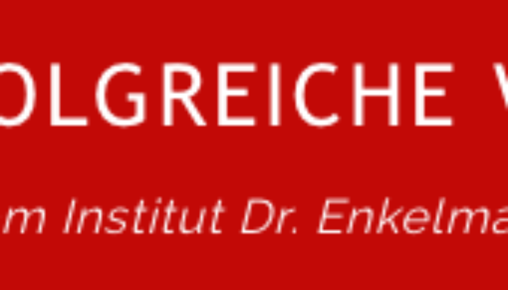 Der erfolgreiche Weg – Erfolgswissen aus dem Institut Dr. Enkelmann