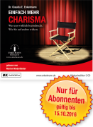 Cover Hörbuch Charisma