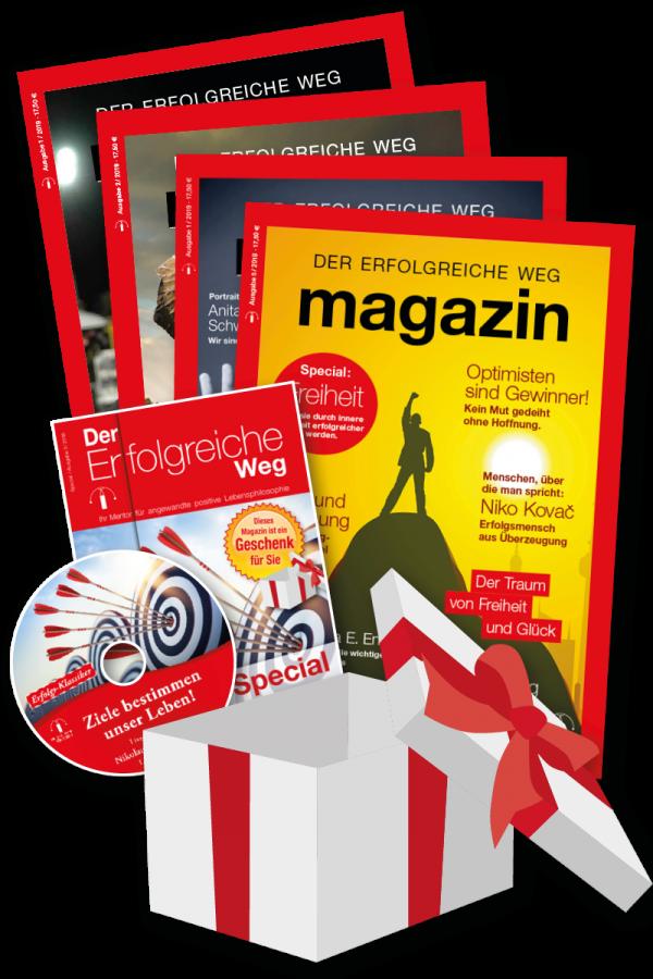 Abb Geschenk-Abo Magazin Der erfolgreiche Weg