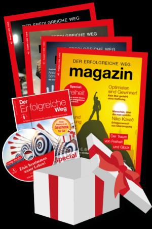 """Magazin """"Der Erfolgreiche Weg"""": Geschenkabo"""