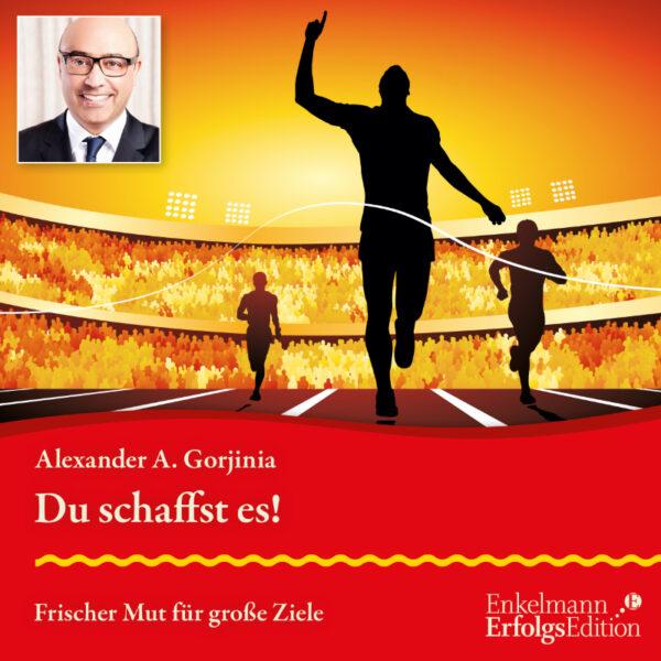 Bild CD-Cover Du schaffst es
