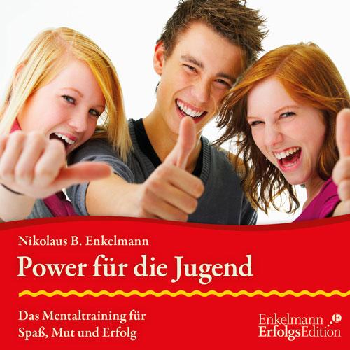 CD-Cover Power für die Jugend