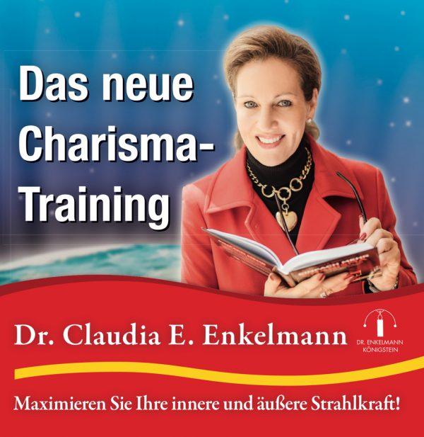 Abb CD Das neue Charisma-Training, Claudia E. Enkelmann
