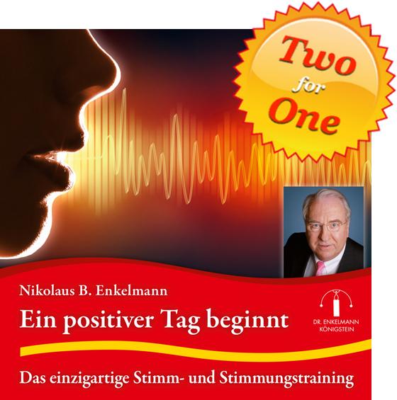Abb CD Ein positiver Tag beginnt, Nikolaus B. Enkelmann