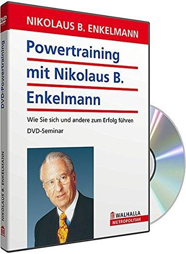 Abb DVD Powertraining mit Nikolaus B. Enkelmann