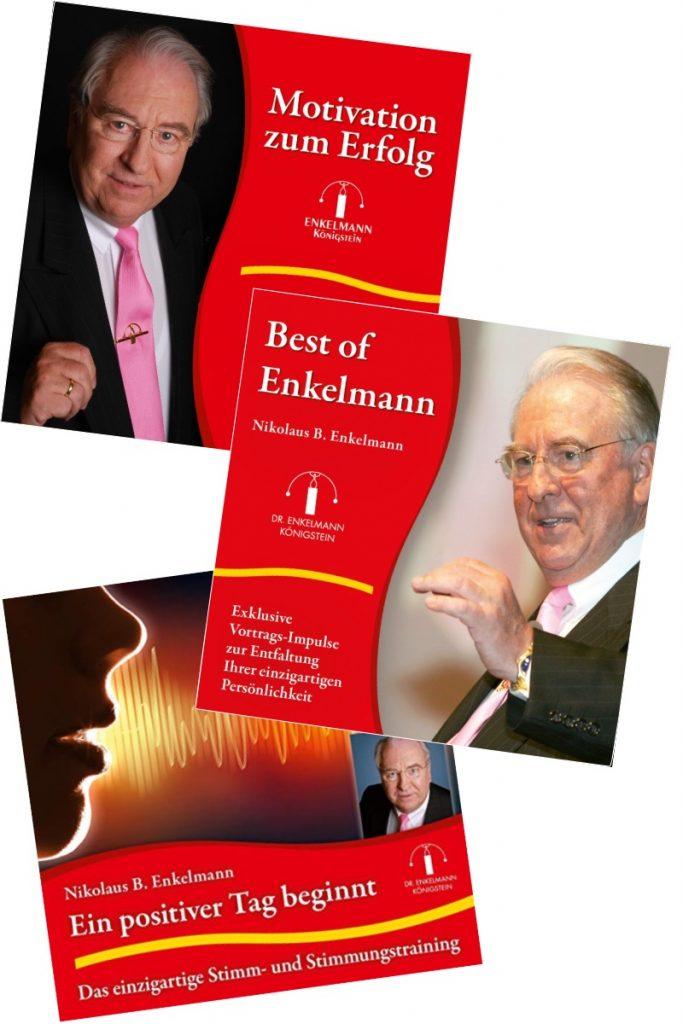 Abb Enkelmann-Shop, drei CDs