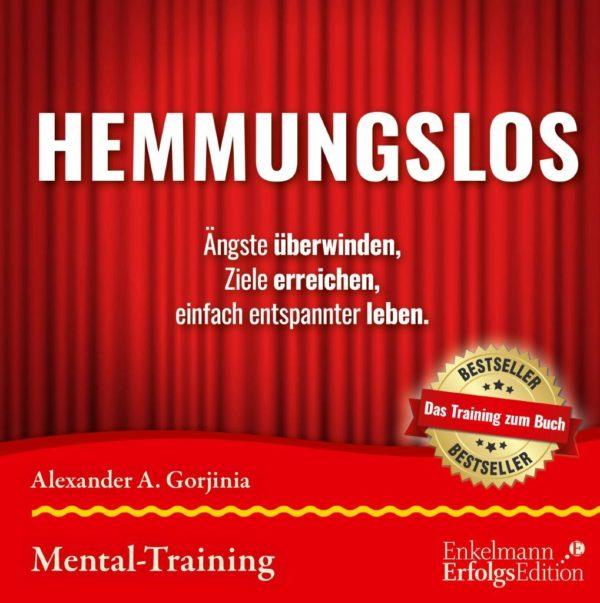 CD-Cover Gorjinia Hemmungslos