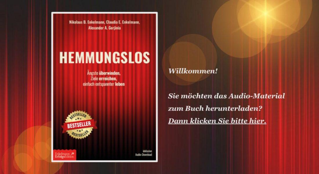 Hemmungslos – Nikolaus Enkelmann, Alexander A. Gorjinia, Claudia E. Enkelmann