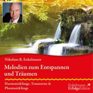 Bild CD-Cover Melodien zum Entspannen und Träumen von Nikolaus B. Enkelmann