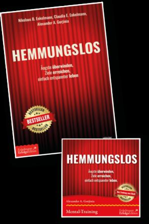 Hemmungslos & Hemmungslos, Buch & CD, für Abonnenten